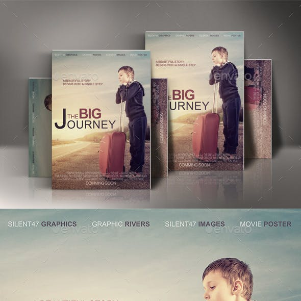 The Big Journey Movie Poster