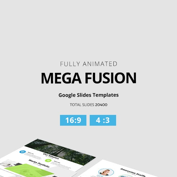 Mega- Google Slides Templates
