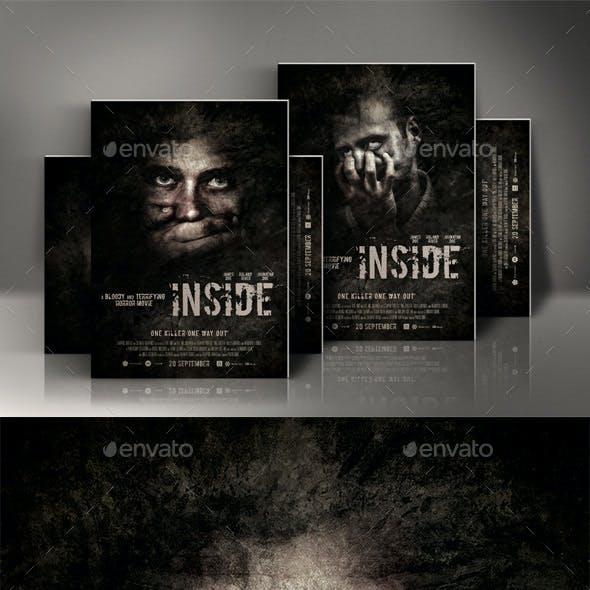 Crime Or Horror Movie Poster