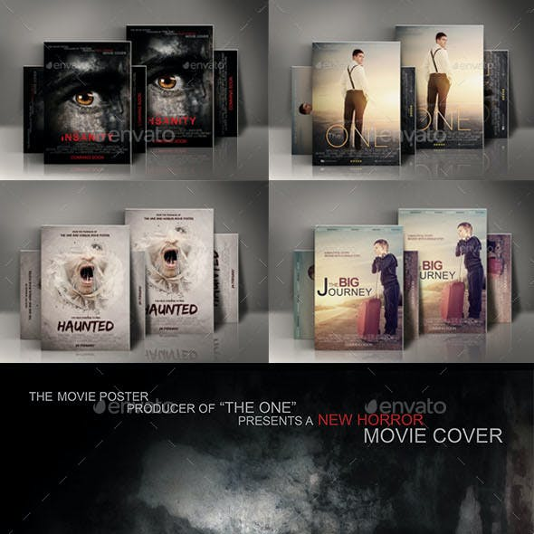 Bundle Movies Posters Templates
