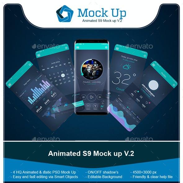 Animated S9 MockUp V.2