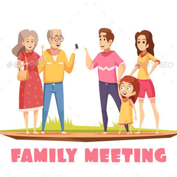 Family Meeting Composition