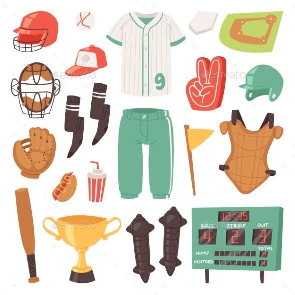 Baseball Vectors