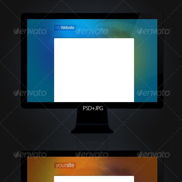 Chamran Website background