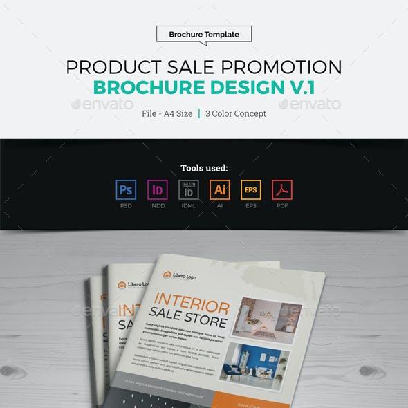 Product Sale Promotion Brochure Catalog v1