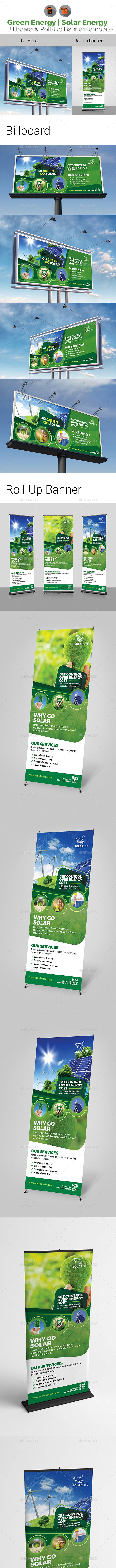 Green Energy Signage Bundle