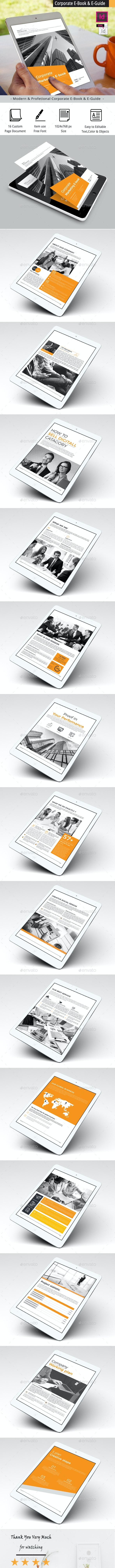 Corporate E-Book - Digital Books ePublishing