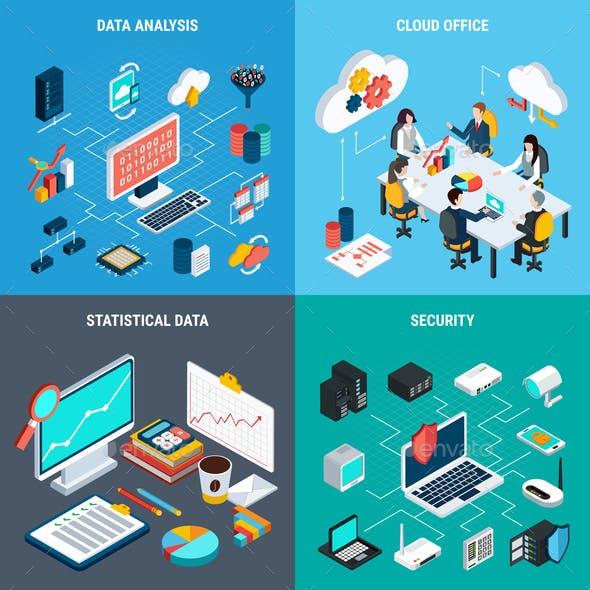 Big Data 2x2 Design Concept