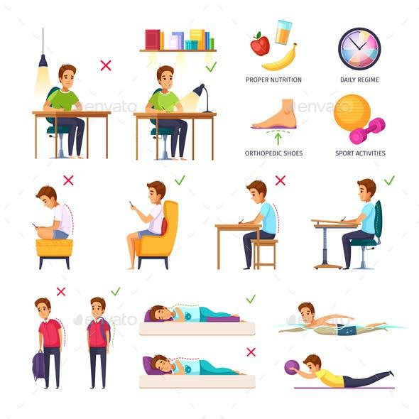 School Children Posture Collection
