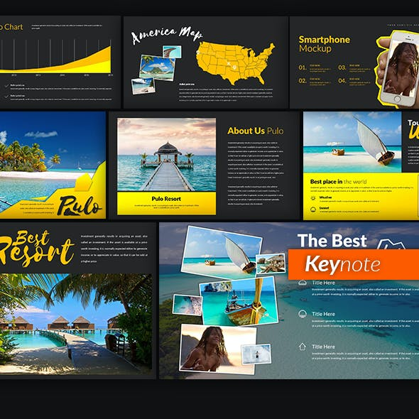 Pulo Keynote Template