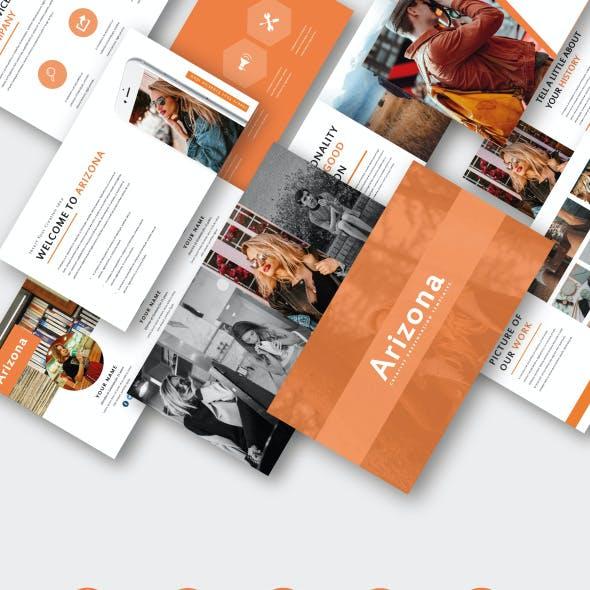 Arizona Creative PowerPoint Templates