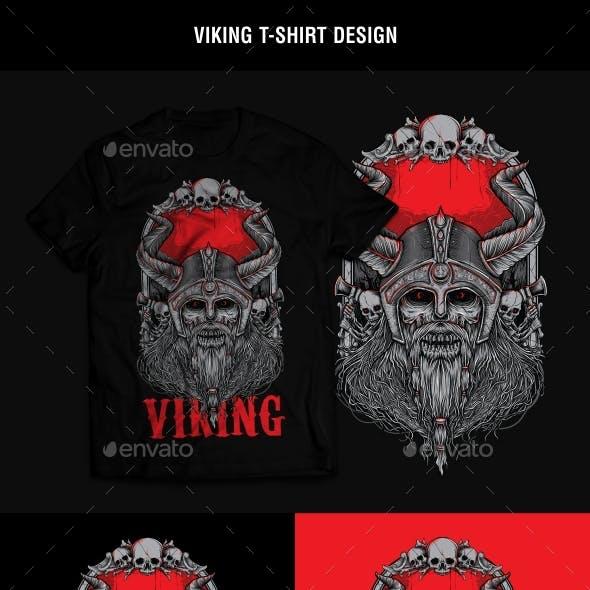 Viking v2 T-Shirt Design