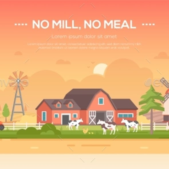 No Mill No Meal