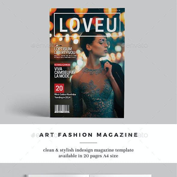 Art Fashion Magazine