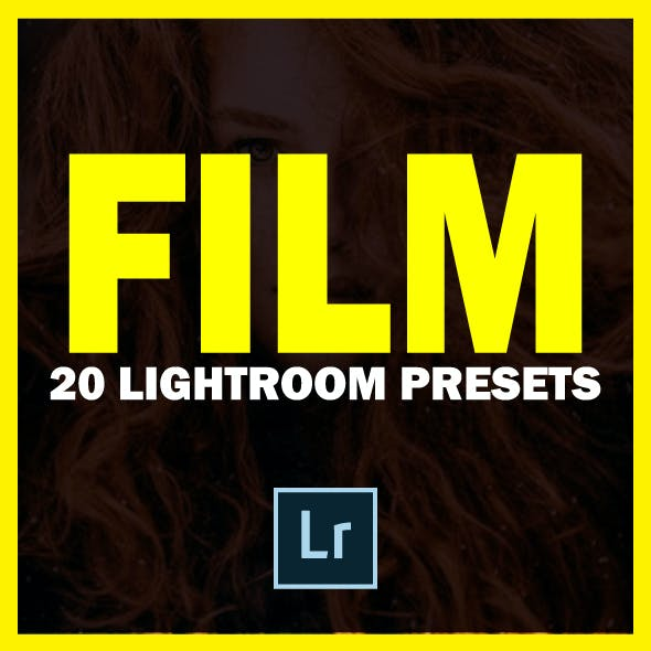 17 Film Lightroom Presets