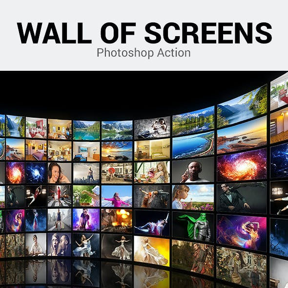 Wall of Screens
