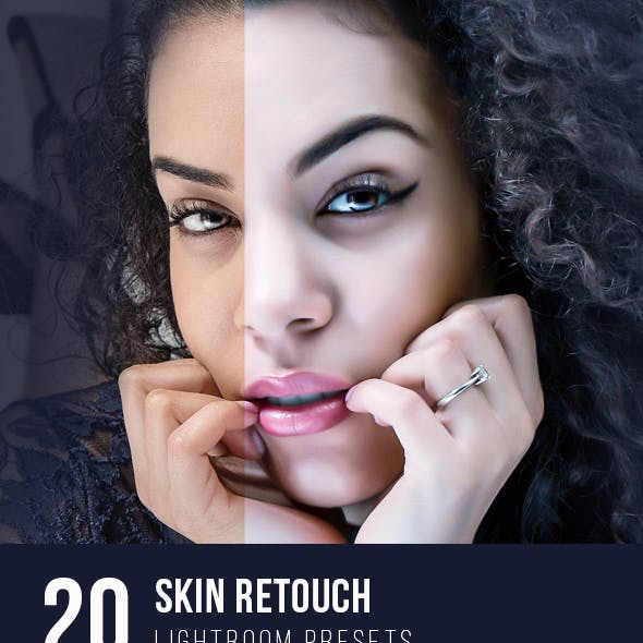 20 Skin Retouch Presets