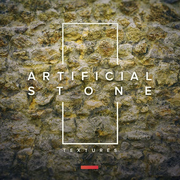 120 Artificial Stone Textures