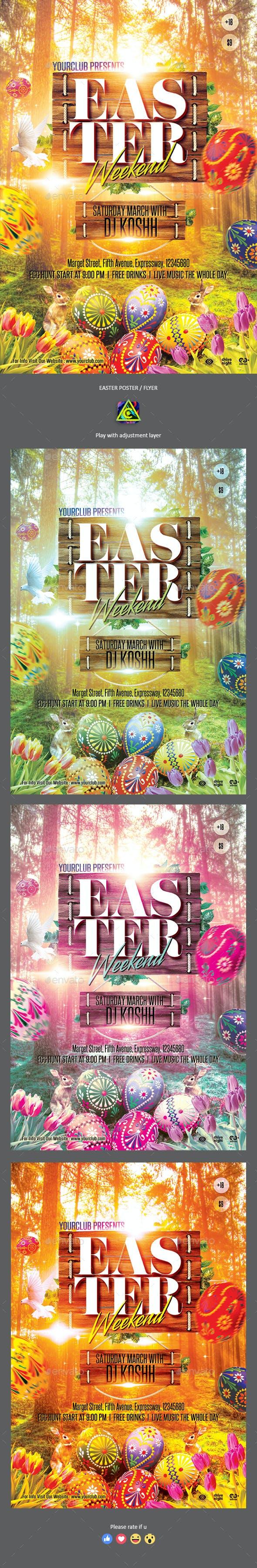 Easter Poster / Flyer