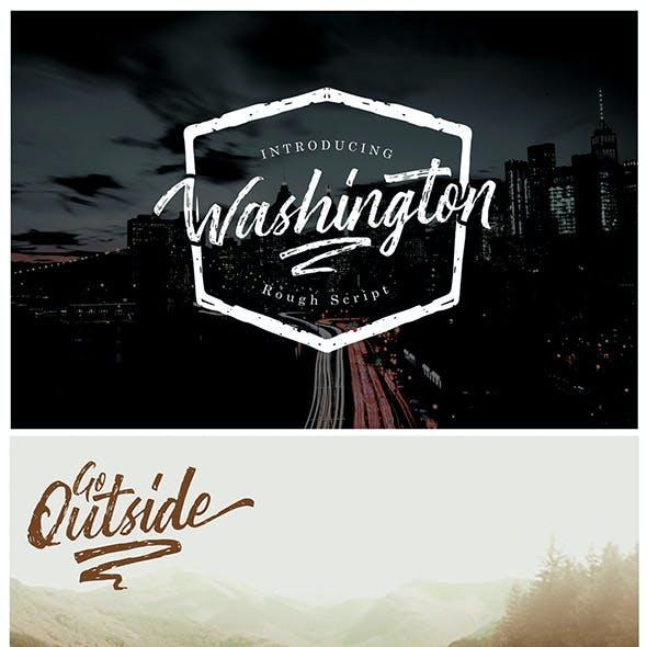 Washington ~ Rough Script