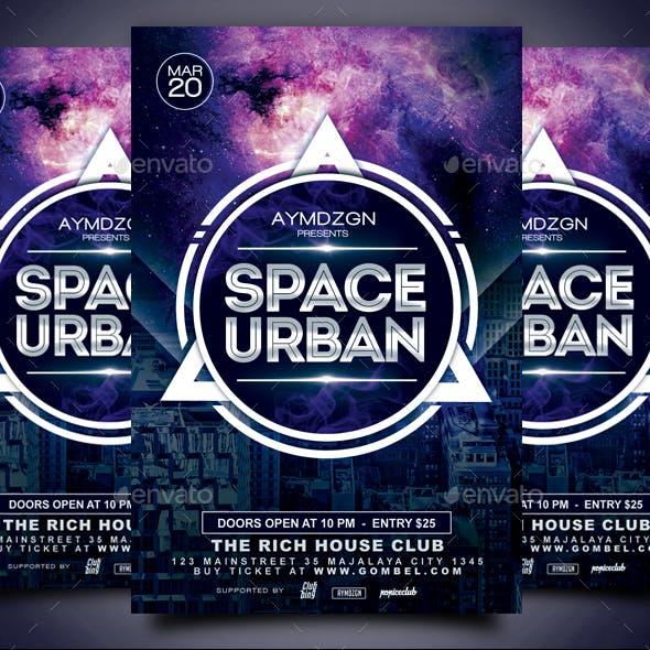 Space Urban Flyer