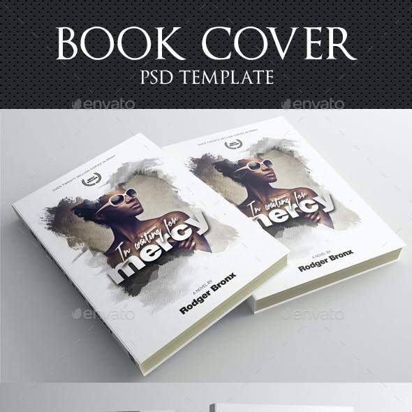 Book Cover Template 44