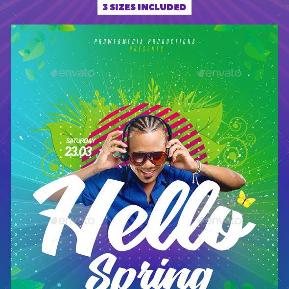 Spring / Summer Flyer