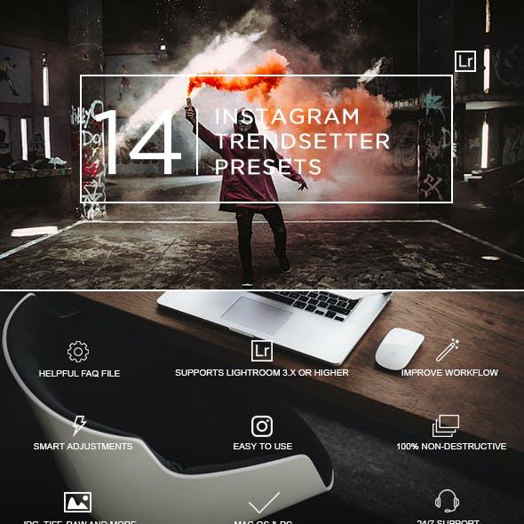 14 Instagram Trendsetter Presets
