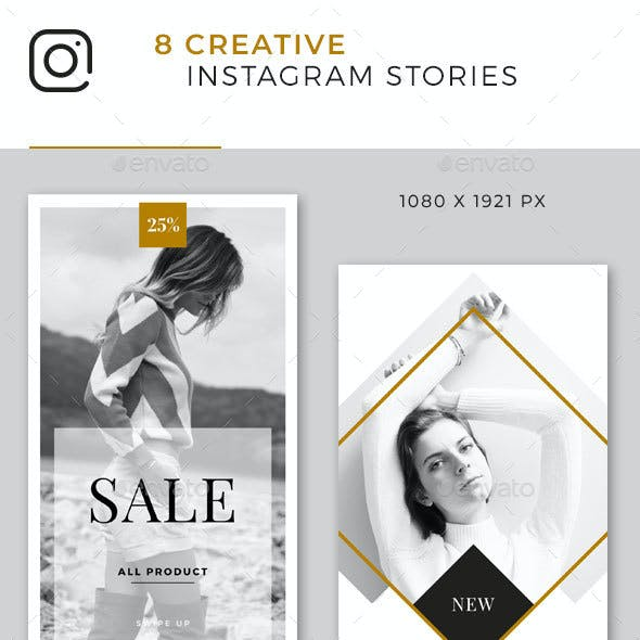 Creative Instagram Stories