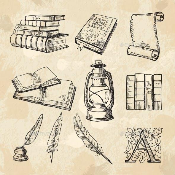 Literature Concept Pictures
