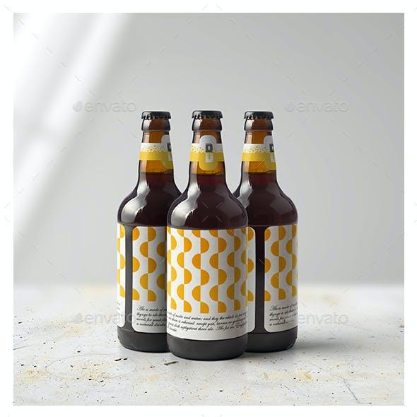 Beer Bottle Mock-Up 2
