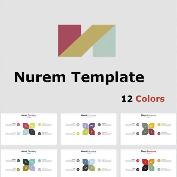 Nurem Business Powerpoint Presentation