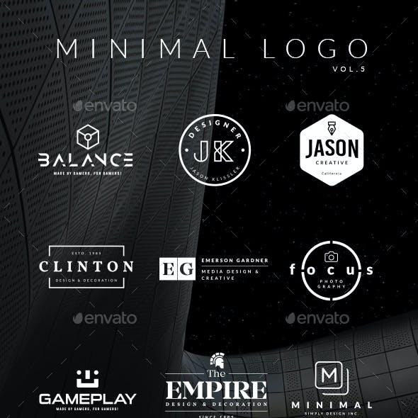 Minimal Logo Vol.5