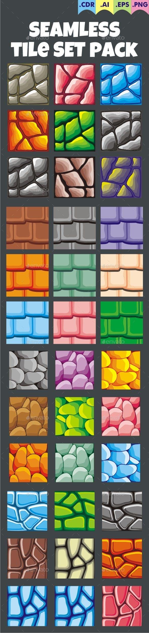 Seamless Tileset Pack