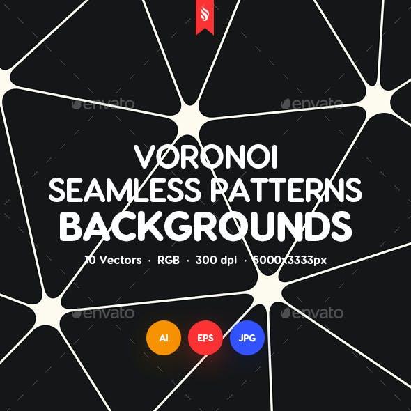 Voronoi Seamless Patterns / Backgrounds