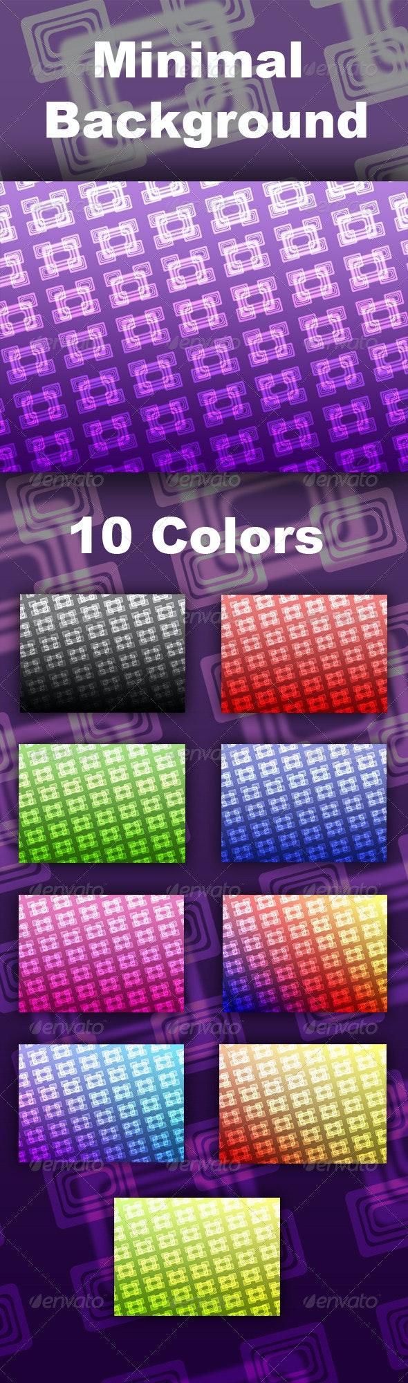 Minimal Background - Backgrounds Graphics