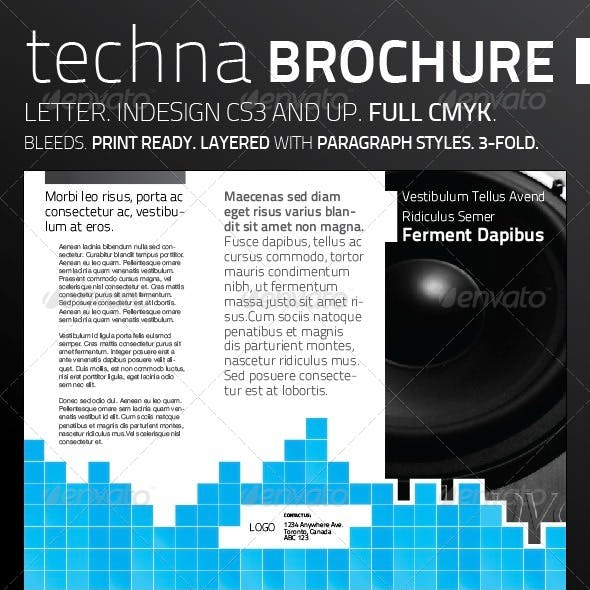 Techna 3-Fold Brochure
