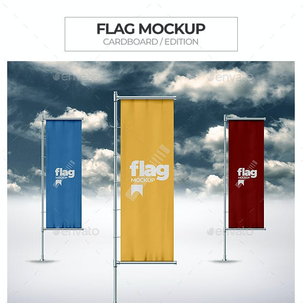 Flag Mock-Ups