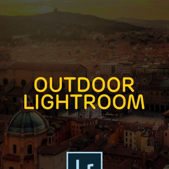14 Landscape Lightroom Presets