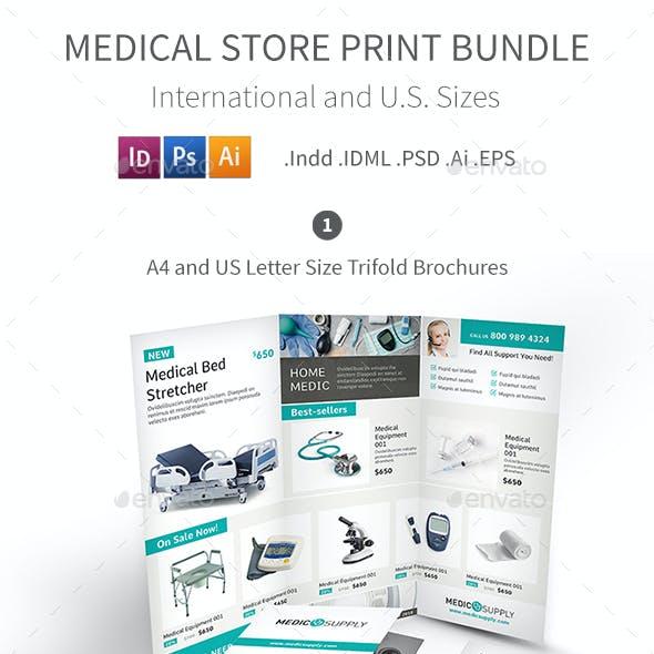 Medical Store Print Bundle