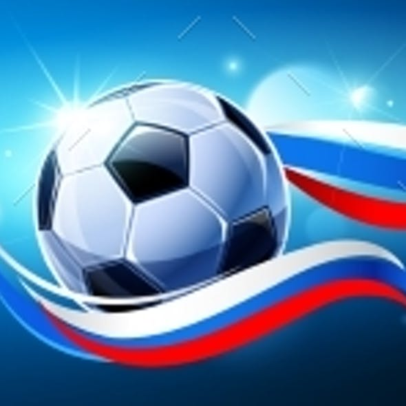 Football 2018 World Championship Cup Russia
