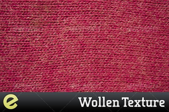 Woollen Texture - Fabric Textures