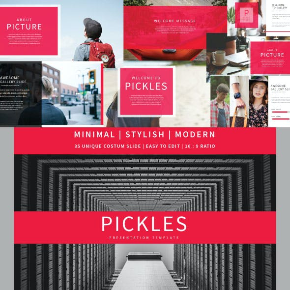 Pickles Keynote Template