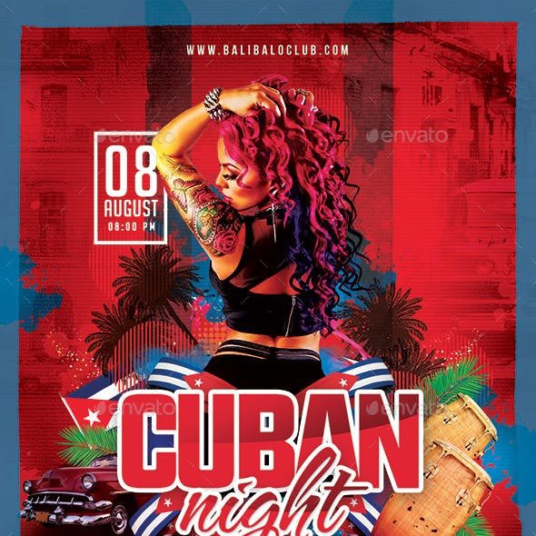 Cuban Night Party