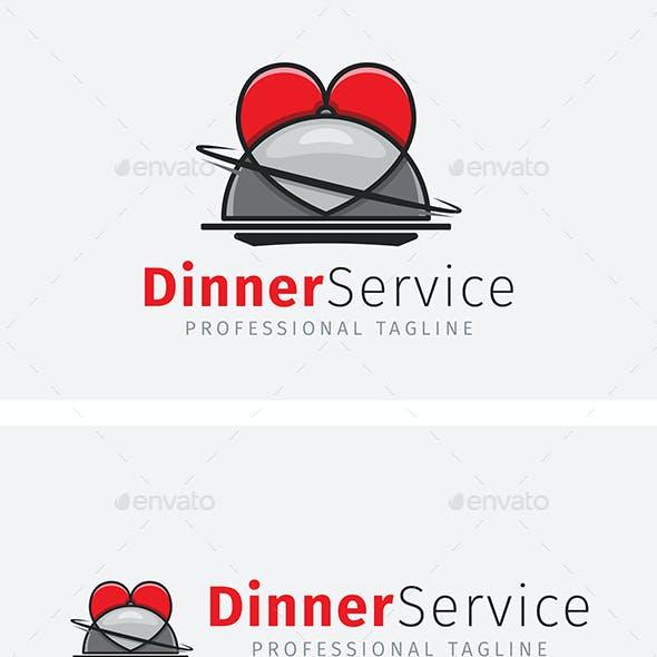 Dinner Service Logo