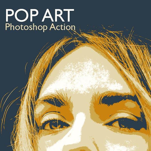 Pop Art PS Action