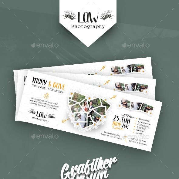 Wedding Cover Templates