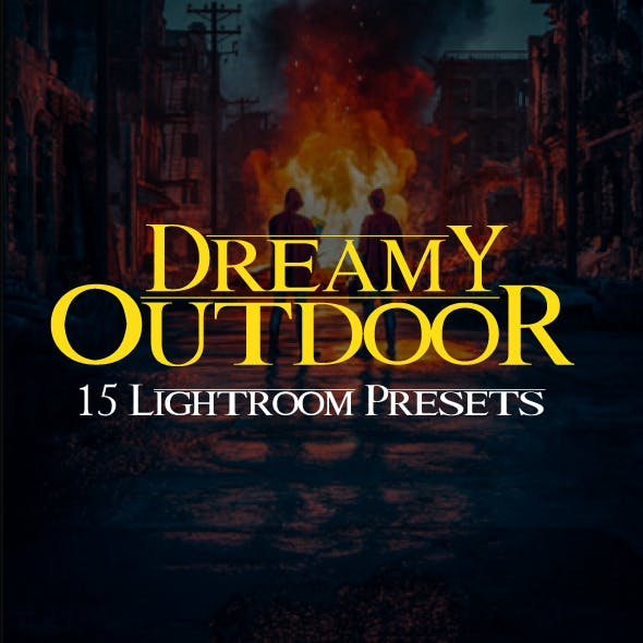 15 Dreamy Outdoor Lightroom Presets