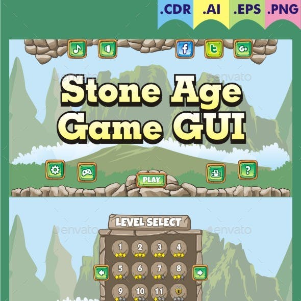 Stone Age - Game GUI
