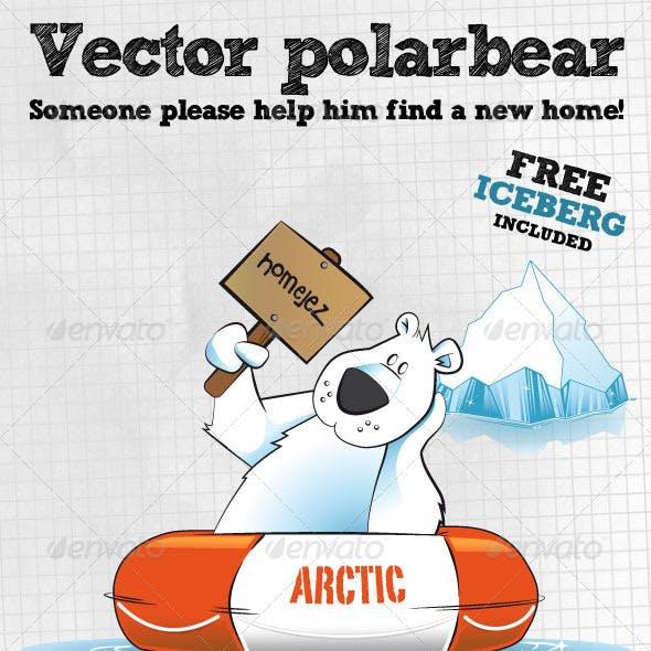 Homeless Polarbear